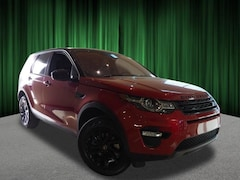 New 2019 Land Rover Discovery Sport HSE SUV in Akron, Ohio