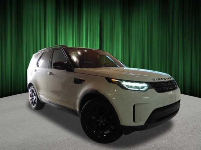 New 2019 Land Rover Discovery SE SUV in Cleveland