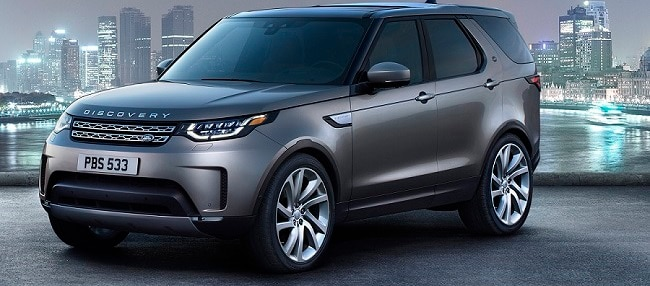 2018 Land Rover Inventory in Cleveland