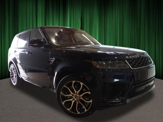 New 2019 Land Rover Range Rover Sport HSE SUV in Cleveland