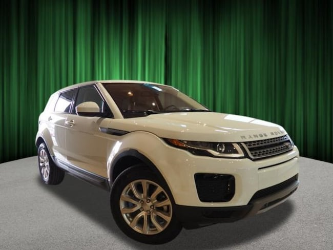 New 2019 Land Rover Range Rover Evoque SE SUV in Cleveland