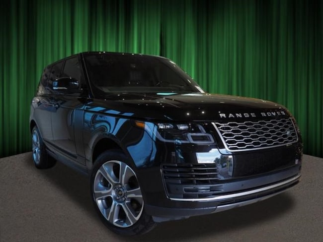 New 2019 Land Rover Range Rover 3.0L V6 Supercharged HSE SUV in Cleveland