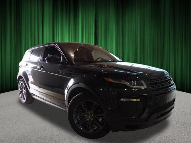 New 2019 Land Rover Range Rover Evoque Landmark Edition SUV in Cleveland