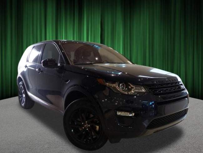 New 2019 Land Rover Discovery Sport HSE SUV in Cleveland