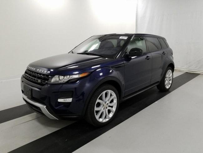 2015 Land Rover Range Rover Evoque DYNAMIC SUV