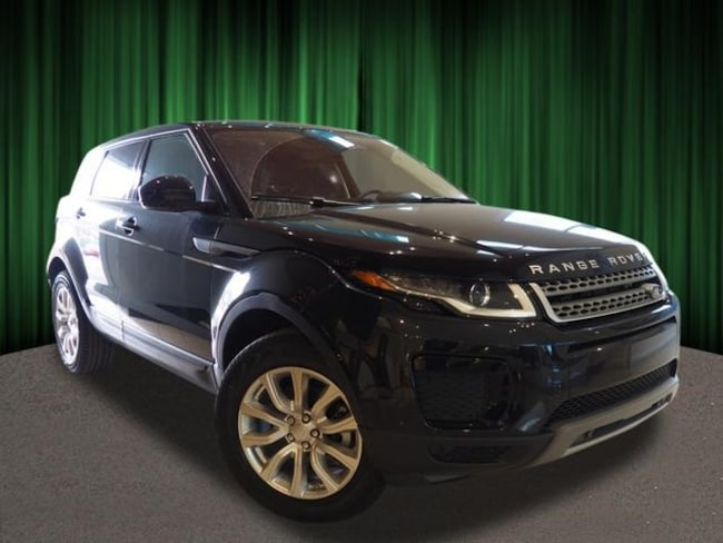 New 2019 Land Rover Range Rover Evoque SE SUV in Cleveland