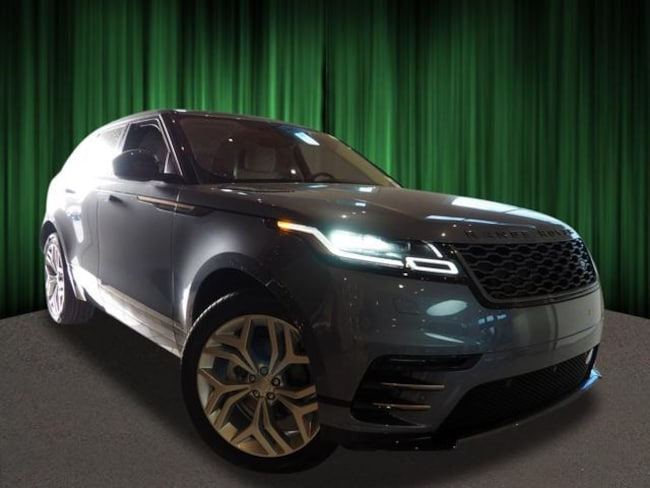 New 2019 Land Rover Range Rover Velar P250 SE R-Dynamic SUV in Cleveland