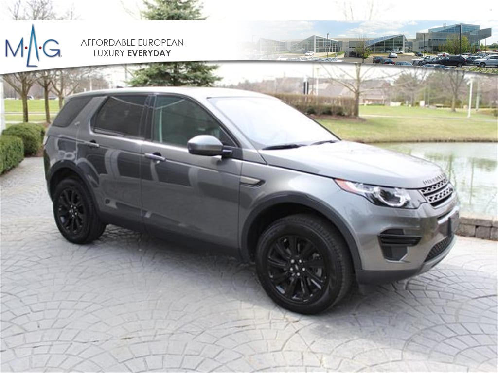 2018 Land Rover Discovery Sport SE Sport Utility