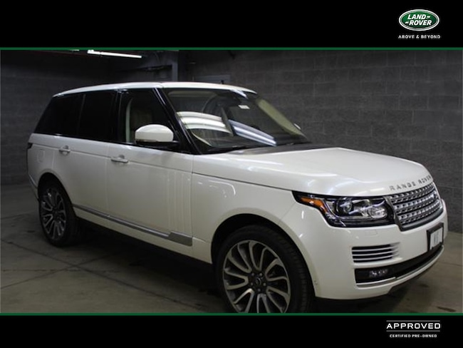 2015 Land Rover Range Rover 5.0L V8 Supercharged Autobiography Sport Utility