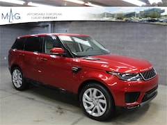 2019 Land Rover Range Rover Sport 3.0 Supercharged HSE