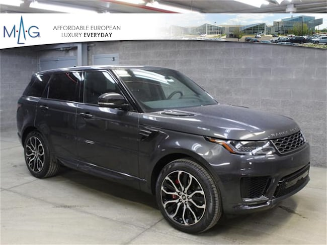 2019 Land Rover Range Rover Sport 5.0 Supercharged Dynamic SUV