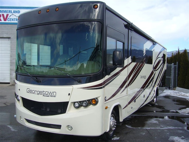 Used 2014 FOREST RIVER Georgetown 351 DS - Kelowna BC Area