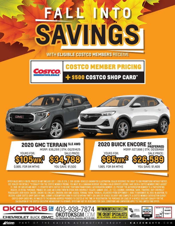 Fall Into Savings with Costco Member Pricing