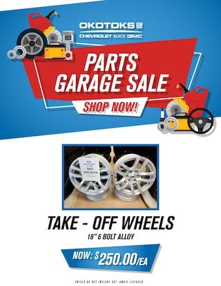 Parts Garage Sales