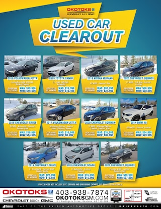 Used Car Clearout