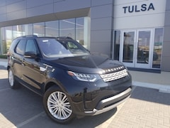 New 2019 Land Rover Discovery HSE Luxury SUV for sale in Tulsa, OK