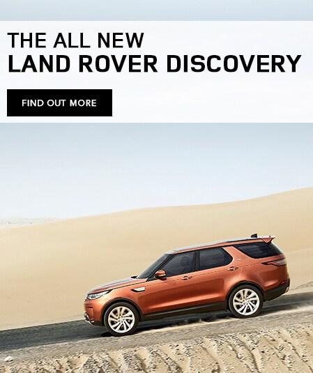 New 2017-2018 Land Rover & Used Luxury