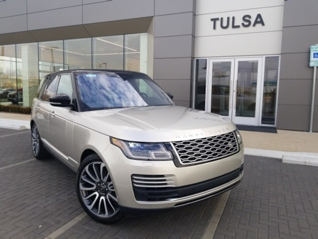 New 2019 Land Rover Range Rover For Sale in TULSA OK | Stock #: 7228