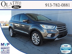 Certified Pre-Owned 2017 Ford Escape Titanium SUV 1FMCU9J94HUE08150 for Sale in Olathe, KS