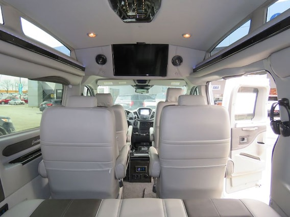 Ford Conversion Vans | Olathe Ford Lincoln