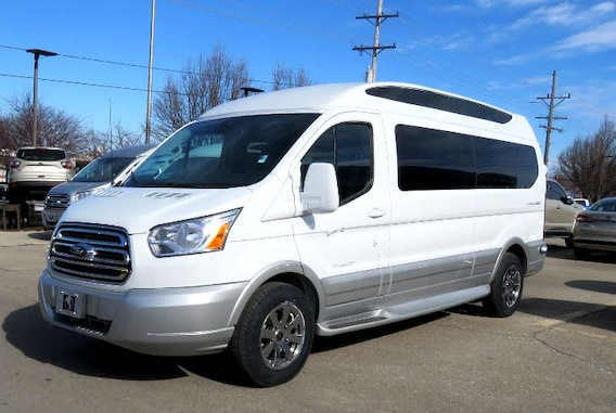 Custom Ford Conversion Vans | Olathe Ford Lincoln