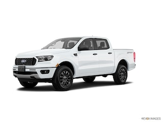 2019 Ford Ranger XLT Truck SuperCrew
