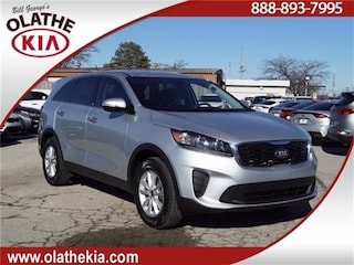New Kia for sale 2019 Kia Sorento 2.4L L SUV 5XYPG4A31KG537970 in Olathe, KS