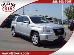 2017 GMC Terrain SLE-2 All-wheel Drive Sport Utility
