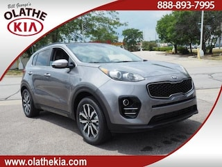 New Kia for sale 2019 Kia Sportage EX SUV KNDPN3AC3K7509567 in Olathe, KS