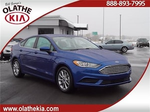 2017 Ford Fusion SE Front-wheel Drive