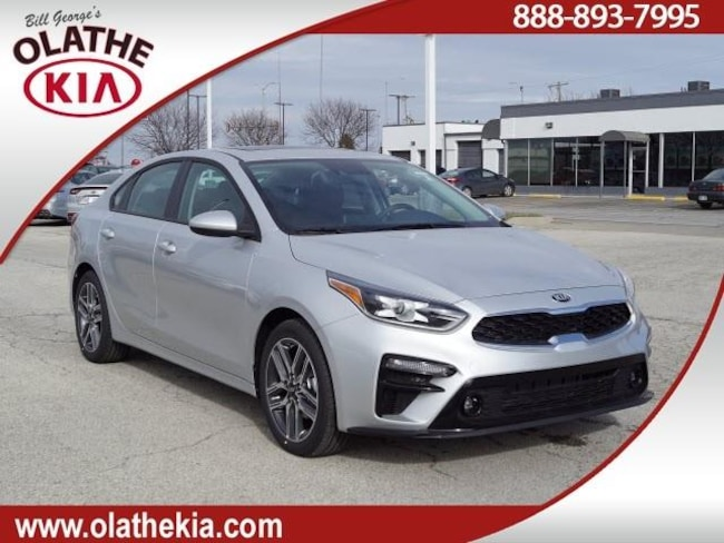 New 2019 Kia Forte S Sedan Olathe, KS