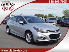 2017 Chevrolet Cruze LT Manual LT Manual  Hatchback