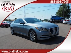 2015 Hyundai Genesis 3.8 Rear-wheel Drive Sedan