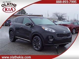 New Kia for sale 2019 Kia Sportage EX SUV KNDPNCAC8K7575841 in Olathe, KS