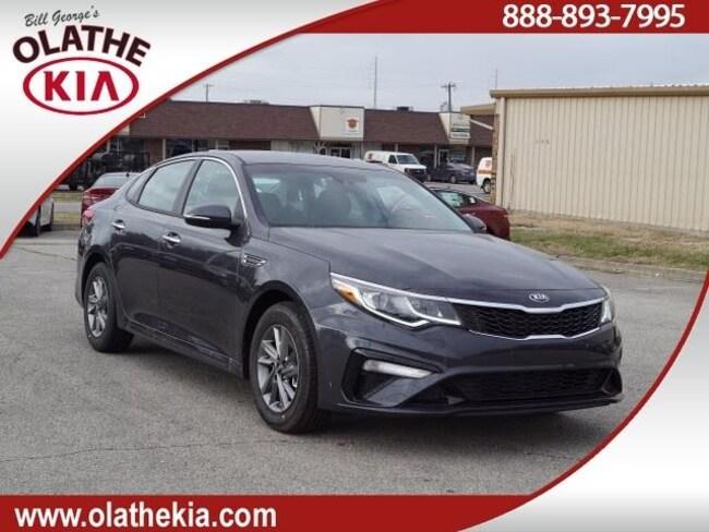 New 2019 Kia Optima LX Sedan Olathe, KS