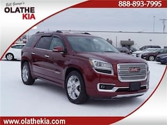 2015 GMC Acadia Denali All-wheel Drive