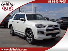 2015 Toyota 4Runner Limited 4x4 Sport Utility