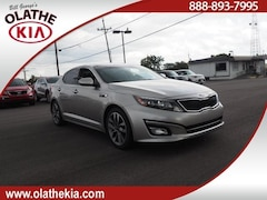 2015 Kia Optima SX Turbo FWD SXL Turbo  Sedan