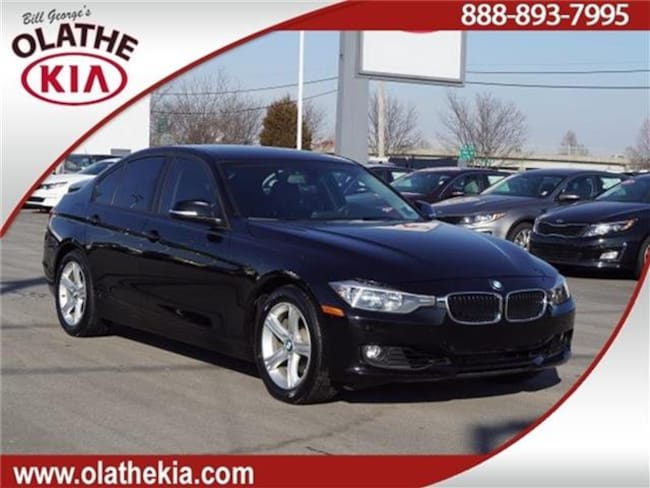 2015 BMW 328 i Rear-wheel Drive Sedan