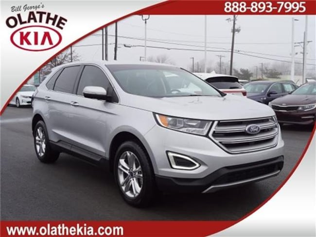 2016 Ford Edge Titanium All-wheel Drive