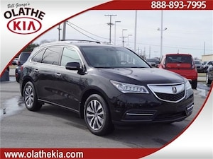 2015 Acura MDX 3.5L Technology Package Front-wheel Drive