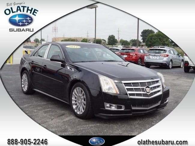 2011 Cadillac CTS Premium Rear-wheel Drive Sedan