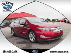 2014 Chevrolet Volt Hatchback