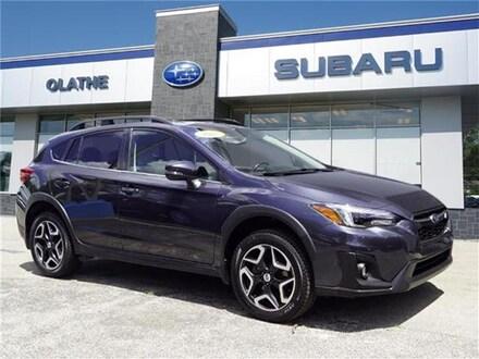 2018 Subaru Crosstrek 2.0i Limited All-wheel Drive