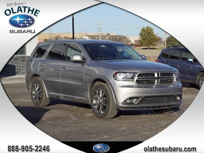 2017 Dodge Durango GT All-wheel Drive Sport Utility