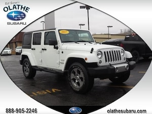 2017 Jeep Wrangler Unlimited Sahara 4x4
