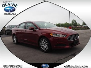 2014 Ford Fusion SE Front-wheel Drive