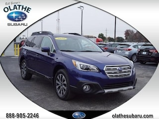 2016 Subaru Outback 2.5i Limited All-wheel Drive Sport Utility