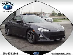 2014 Scion FR-S (M6) Coupe