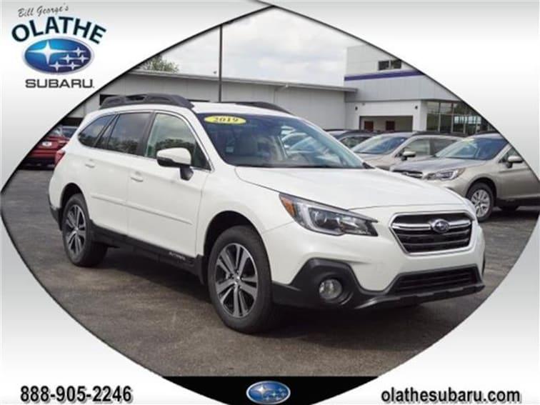Subaru Dealership Kansas City >> New 2019 Subaru Outback 2 5i Limited For Sale In Olathe Ks